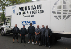 Mountain Moving staff photograph