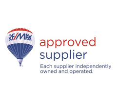 RE/MAX Approved Supplier logo