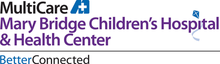 Mary Bridge Children's Hospital Health Center logo