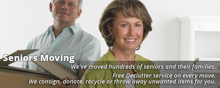 Senior Citizens Moving