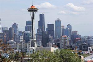 bike paths in Seattle, WA