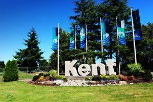Kent Washington sign